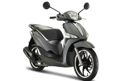 Piaggio - Liberty 125cc | Rent a car in Kimolos, Rent a scooter in Kimolos, Car rental kimolos