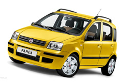 Fiat - Panda 1100cc | Rent a car in Kimolos, Rent a scooter in Kimolos, Car rental kimolos