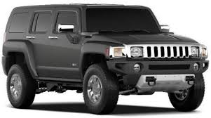caretta car  - Hummer H3