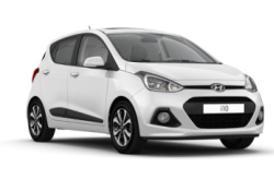 caretta car Hyundai - i10  or similar