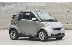 caretta car Smart - Fortwo Cabrio