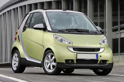 caretta car Smart - Fortwo