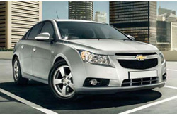 caretta car Chevrolet - Cruze 1.6