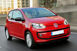 caretta car Volkswagen - Up