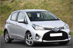 caretta car Toyota - Yaris 1,4 Diesel