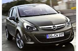 caretta car Opel - Corsa