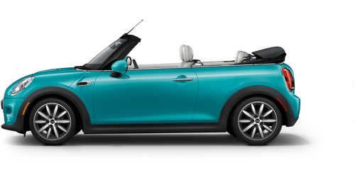 Mini - Cooper cabrio