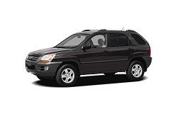 Kia - Sportage 4x4 SUV