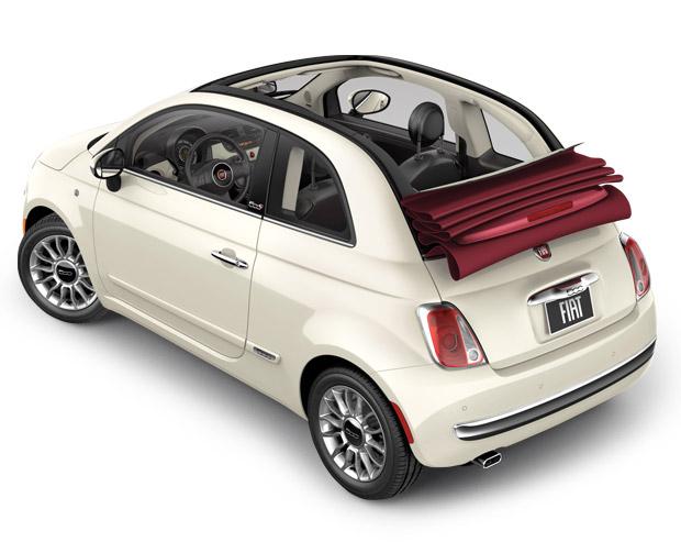 Fiat - 500c cabrio