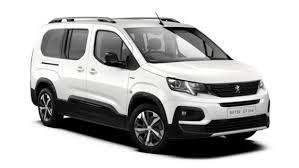 Peugeot - Rifter 7 Seats Minibus