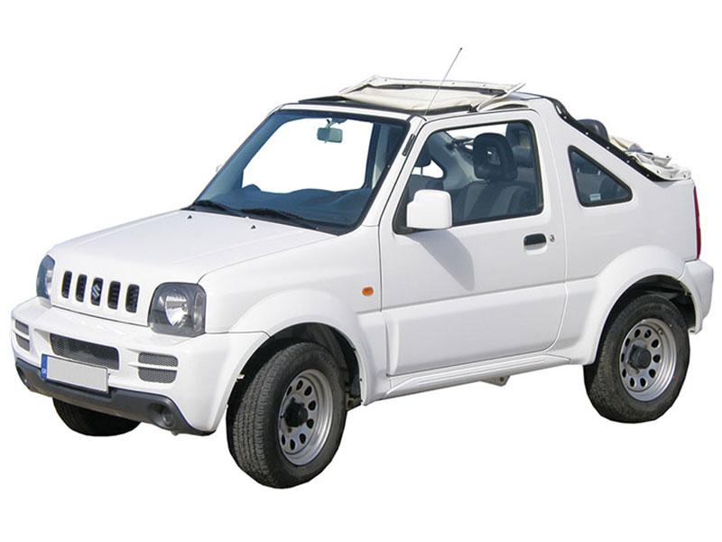 Suzuki - Jimny Jeep 4x4- soft top