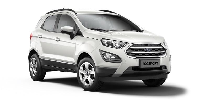 Ford - EcoSport SUV