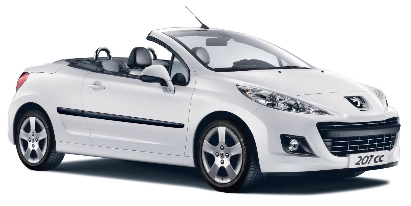 Peugeot - 207 cc cabrio