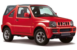 Suzuki - Jimny Jeep 4X4 or similar