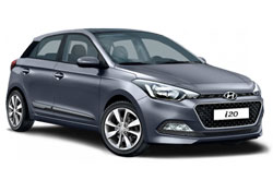 Hyundai - i20 or similar