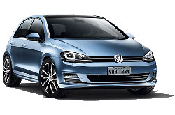 Volkswagen - Golf or similar