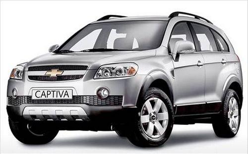 Chevrolet - Captiva