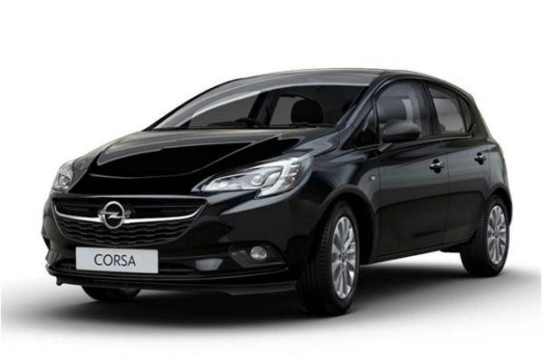 Opel - Corsa or similar