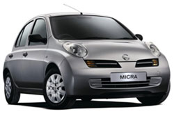 Nissan - Micra or similar