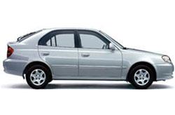 Hyundai - Accent or similar